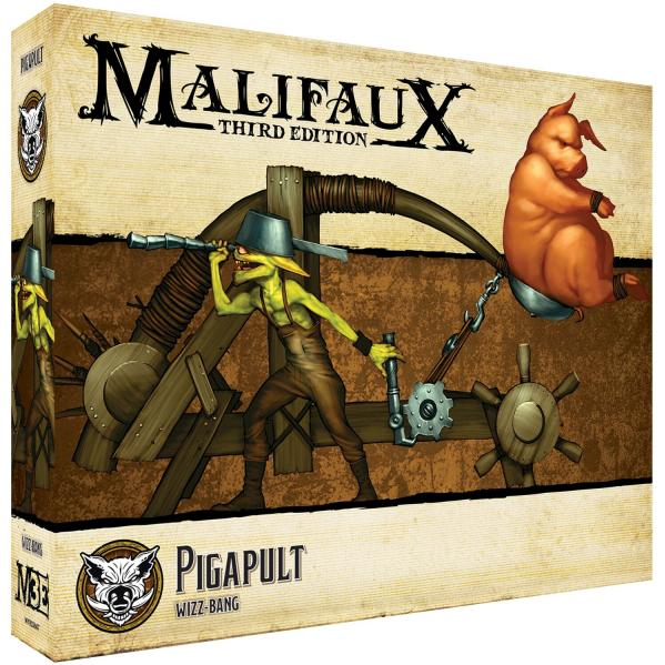 Malifaux (M3E): Pigapult