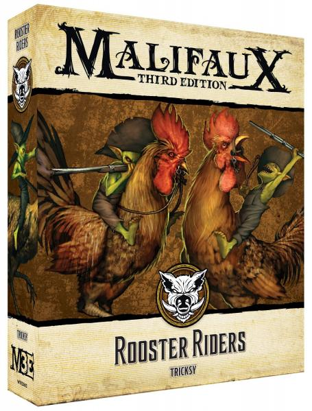 Malifaux (M3E): Rooster Riders