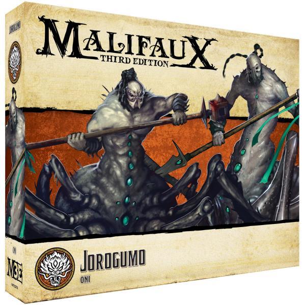 Malifaux (M3E): Jorogumo