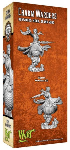 Malifaux (M3E): Charm Warder