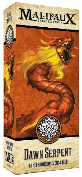 Malifaux (M3E): Dawn Serpent