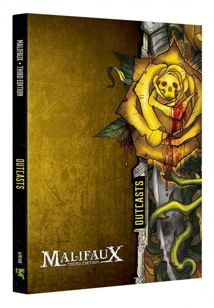 Malifaux (M3E): Outcast Faction Book