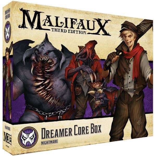 Malifaux (M3E): Dreamer Core Box