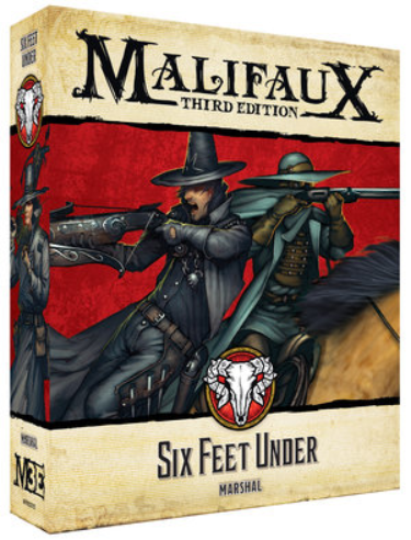 Malifaux (M3E): Six Feet Under