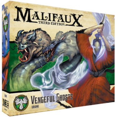 Malifaux (M3E): Vengeful Ghosts