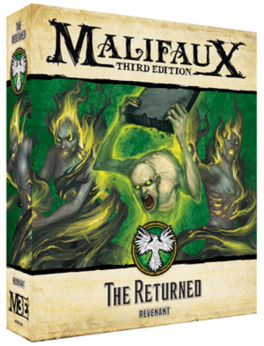 Malifaux (M3E): The Returned