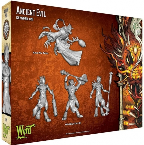 Malifaux (M3E): Ten Thunders - Ancient Evil