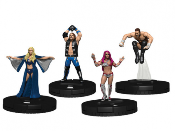 WWE Heroclix: Mixed Match Challenge WWE Ring 2-Player Starter Set