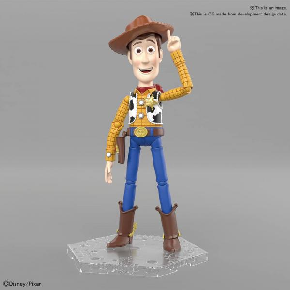 Woody ''Toy Story'', Bandai Cinema-Rise Standard