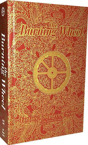 The Burning Wheel RPG: Gold Edition Revised