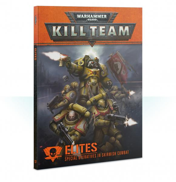 Warhammer 40K: Kill Team - Elites