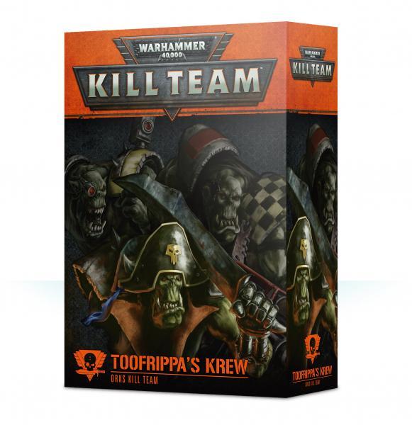 Warhammer 40K: Toofrippa's Krew [KILL TEAM]