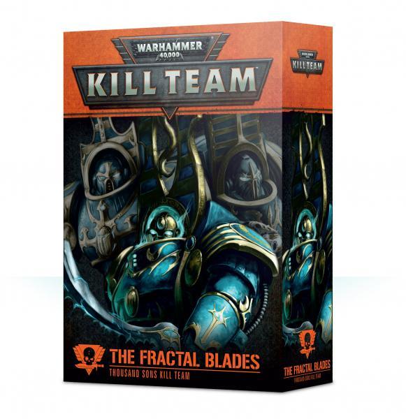 Warhammer 40K: Fractal Blades [KILL TEAM]