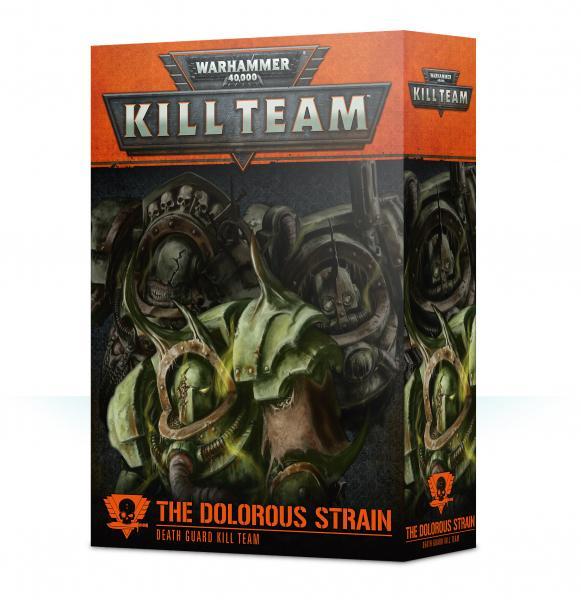 Warhammer 40K: Dolorous Strain [KILL TEAM]