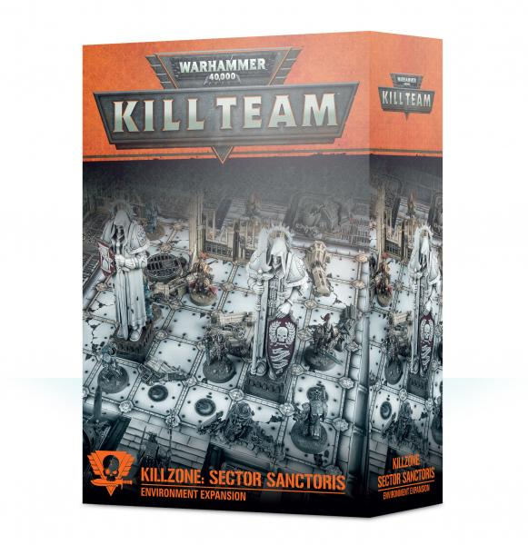 Warhammer 40K: Sector Sanctoris [KILL TEAM]