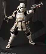 Ashigaru First Order Storm Trooper ''Star Wars'', Meisho Movie Realization