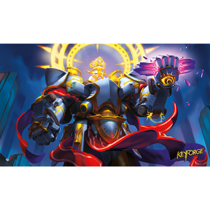 KeyForge: Grim Resolve Playmat