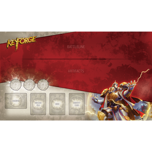 KeyForge: Sir Marrows Playmat