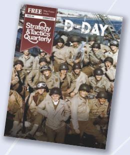 Strategy & Tactics Quarterly #6: D-Day 75th Anniversary