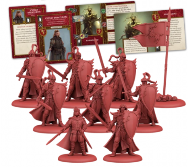 A Song of Ice & Fire: Tabletop Miniatures Game: Lannister Heroes #2