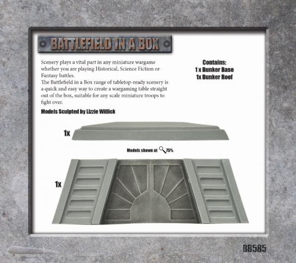 Galactic Warzones: Bunker