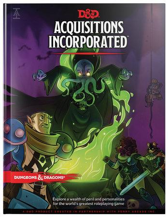 D&D: Acquisitions Incorporated (HC)