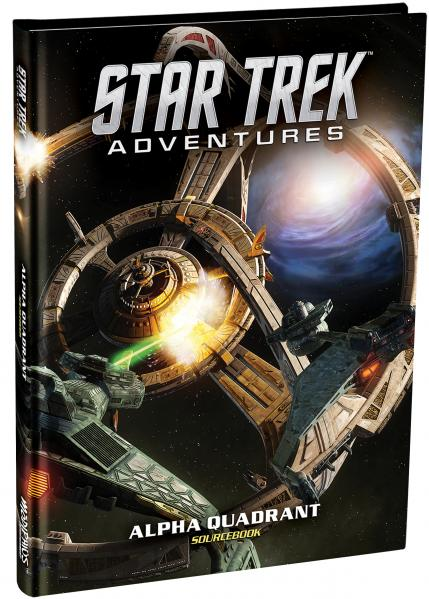 Star Trek Adventures RPG: Alpha Quadrant (HC)
