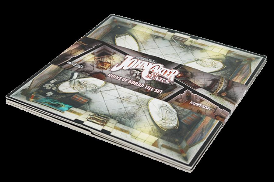 John Carter of Mars RPG: Ruins of Korad Tile Set