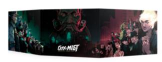 City of Mist RPG: Master of Ceremonies Screen