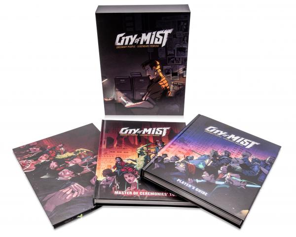 City of Mist RPG: Premium Box Set