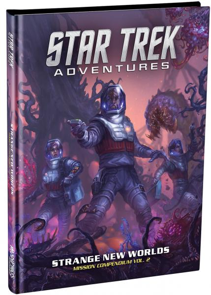 Star Trek Adventures RPG: Strange New Worlds - Mission Comp. Vol.2