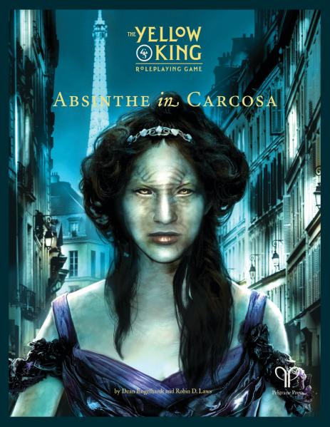 Yellow King RPG: Absinthe in Carcosa