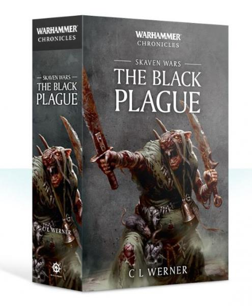 Warhammer 40k Novels: Skaven Wars: The Black Plague (PB)