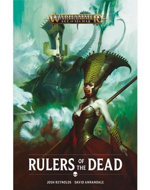 Warhammer 40k Novels: Rulers of the Dead
