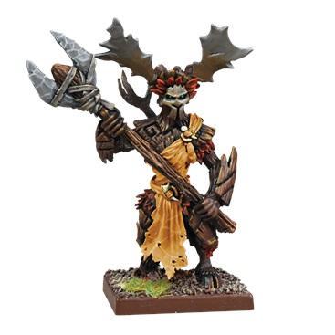 Kings of War Vanguard: Forces of Nature Gladewalker Druid