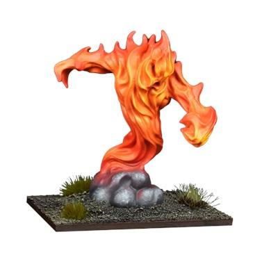 Kings of War Vanguard: Forces of Nature Fire Elemental