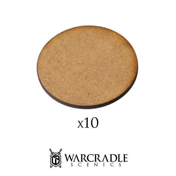 Scenic Bases: Blank 40mm