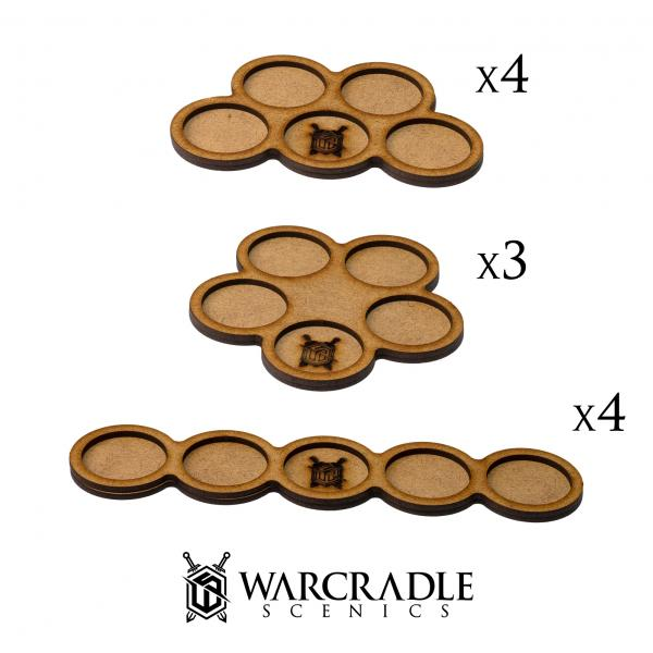 Formation Movement Trays: 25mm