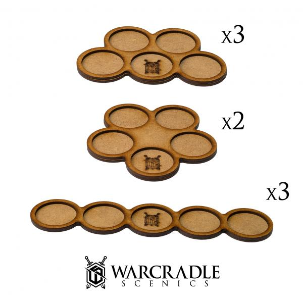 Formation Movement Trays: 30mm
