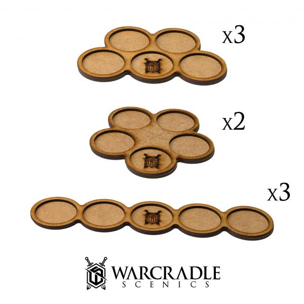 Formation Movement Trays: 32mm