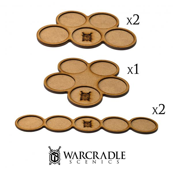 Formation Movement Trays: 40mm