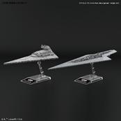 Bandai Hobby:Super Star Destroyer 1/100000  & 1/14500  Star Destroyer ''Star Wars'', Bandai Star War
