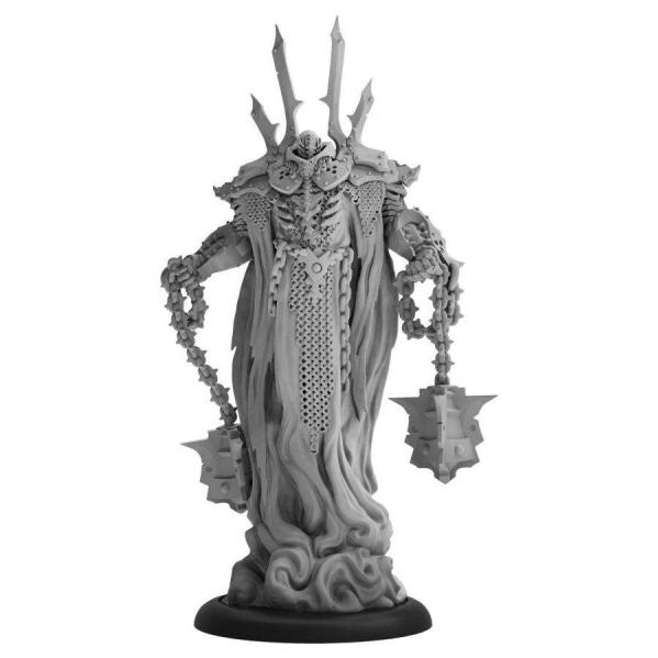 Warmachine: (Infernals) Omodamos, The Black Gate – Infernal Master (metal/resin)