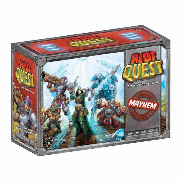 Riot Quest Starter Box (mixed)
