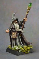 Dark Heaven Legends: Arakus Landarzad, Wizard (metal)
