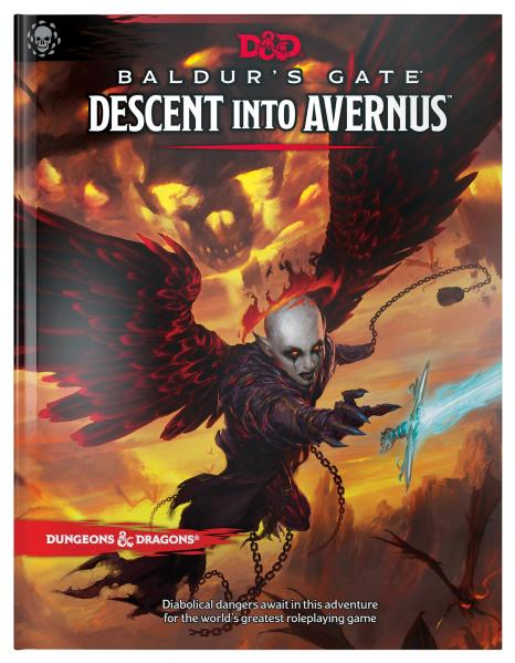 D&D Baldur's Gate: Descent Into Avernus (HC)