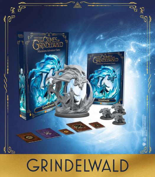 Harry Potter Miniature Game: Gellert Grindelwald