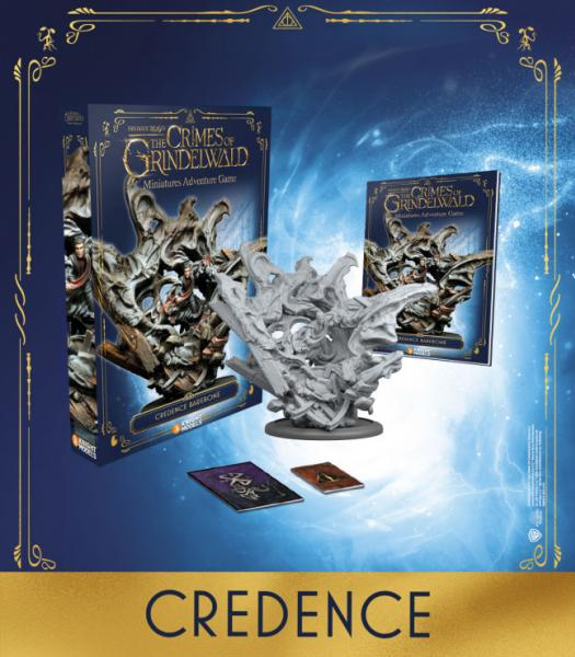 Harry Potter Miniature Game: Credence Barebone
