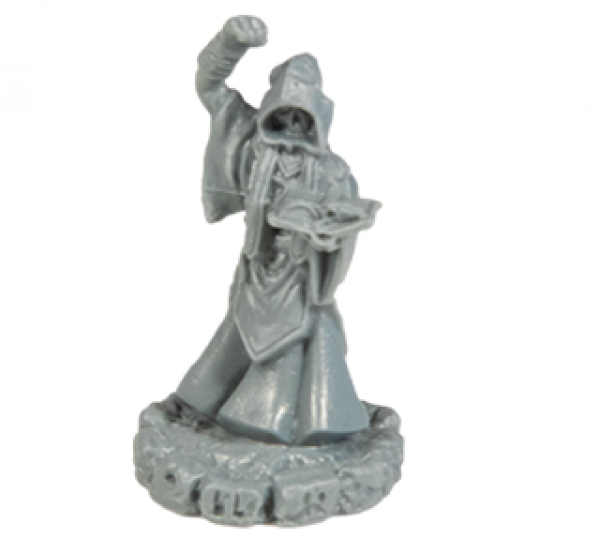 Cthulhu Mythos Miniatures: Acolyte (2)