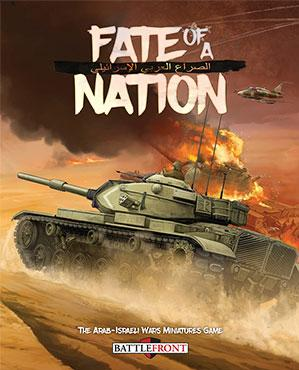 Flames of War: Fate of a Nation (HC)